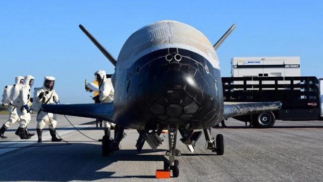 Una nave espacial secreta de EE.UU. completa una misión de dos años sobre la que no se sabe nada