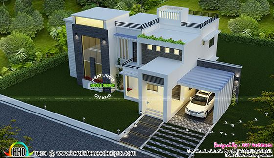 Superb contemporary home 2780 sq-ft