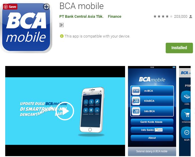 aplikasi mobile bca
