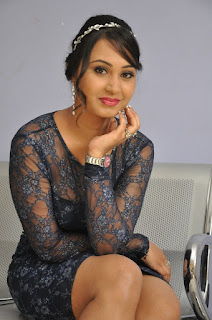 Actress Vennela Pictures in Short Dress at Veeri Veeri Gummadi Pandu Press Meet  0020