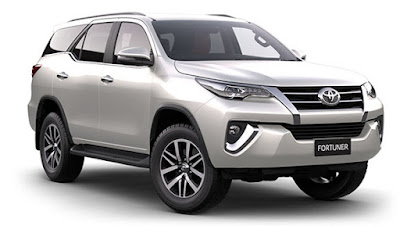 Toyota Fortuner 2017 Review