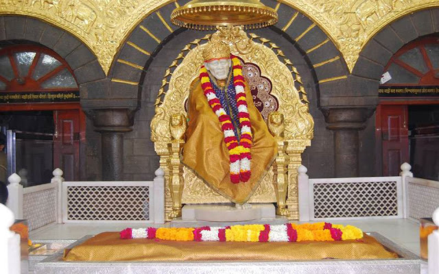 Download SAI BABA Aarti Lyrics in Telugu PDF