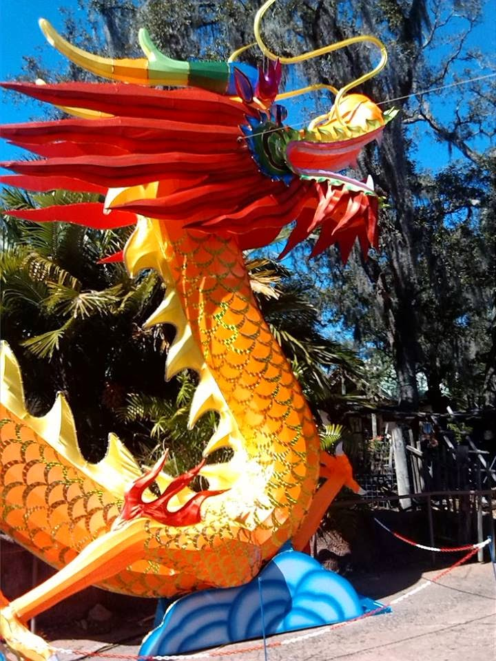 Parade Chinese Dragon.