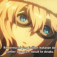 Violet Evergarden Episode 12 Subtitle Indonesia