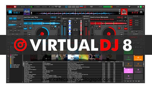 Download Virtual DJ PRO 8.0 Untuk Camfrog