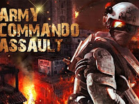 Army Commando Assault APK v1.14  (Mod Money) Terbaru 2016
