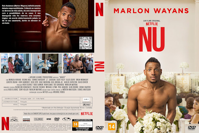Capa DVD Nu [Custom]