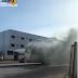 Ônibus da empresa Guanabara é incendiado no Vale Dourado, região norte da capital
