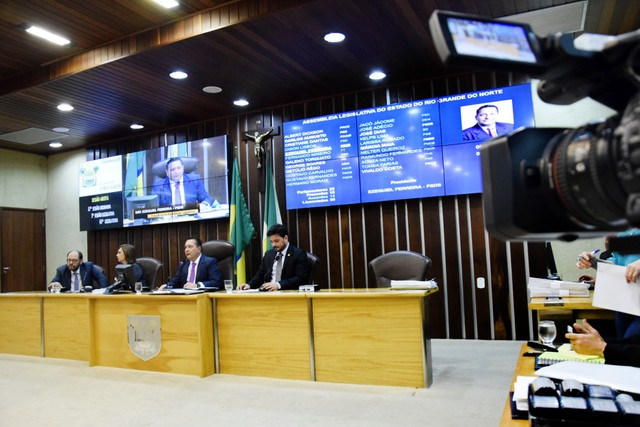 Deputados aprovam pedido de empréstimo do Governo do RN no valor de R$ 698 milhões