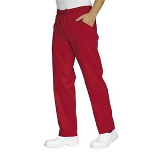 pantaloni per chef