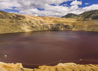 Πώς η λίμνη που σπέρνει το θάνατο μπορεί να κρύβει το μυστικό ενάντια σε ασθένειες