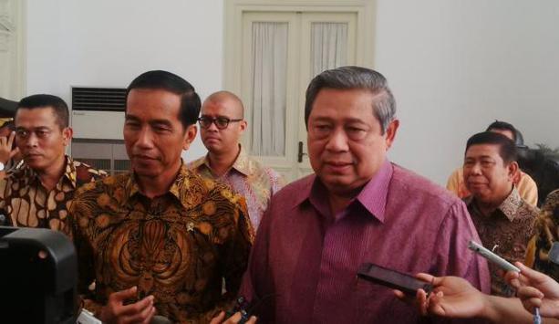 Setelah Bertemu Prabowo, Demokrat Ingin Jokowi dan SBY Bertemu Juga