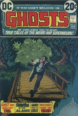 Ghosts #15, DC Comics