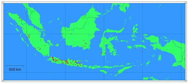 sejarah cuaca iklim indonesia- jaringan pos hujan