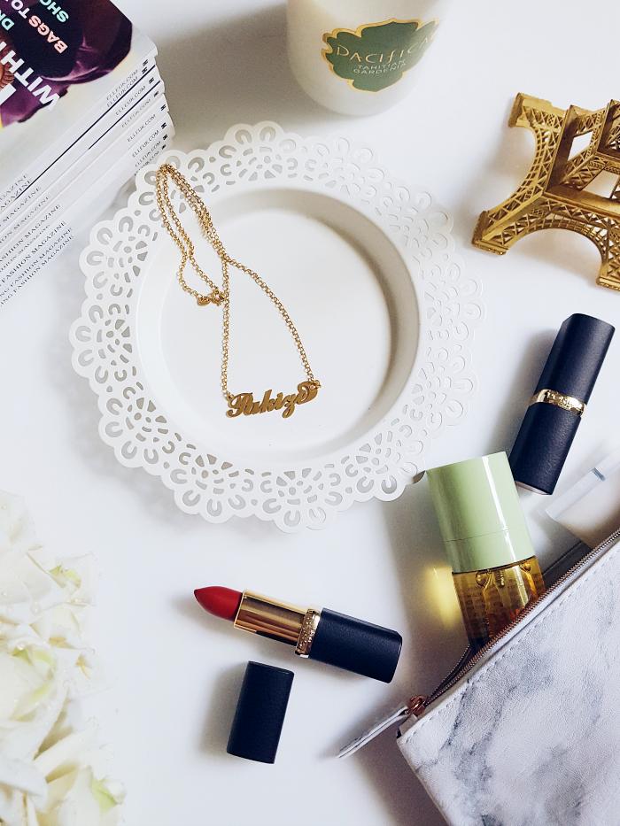 Personalisierte Carrie Style Namenskette von Namesforever & Giveaway / Gewinnspiel - Madame Keke Luxury Beauty & Lifetstyle Blog 2