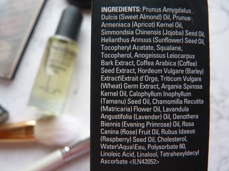 smashbox skład inci, ingredients,