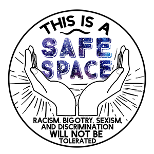 Jo Scribbles is a Safe Space