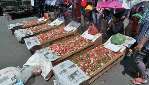 Ngeri, Petani Telukjambe Ancam Siapkan 300 Peti Mati Karena Jokowi