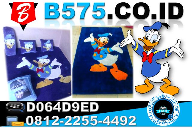 Karpet Karakter Donald