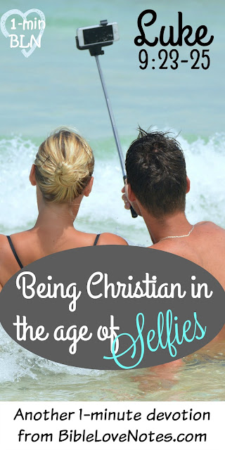 Christians in the Age of Selfies