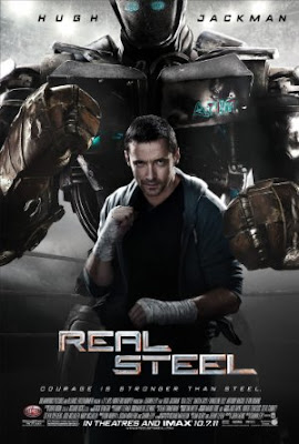 Nonton Film Movie Real Steel (2011)
