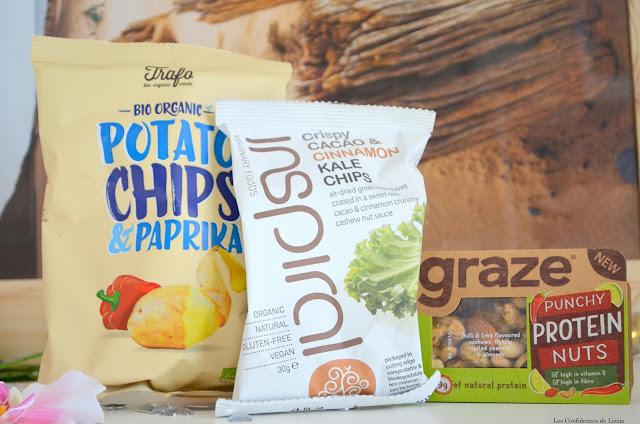 box - box food - alimentation saine - alimentation équilibrée - alimentation variée - bio - vegan - naturel