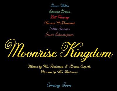 Filmen Moonrise Kingdom