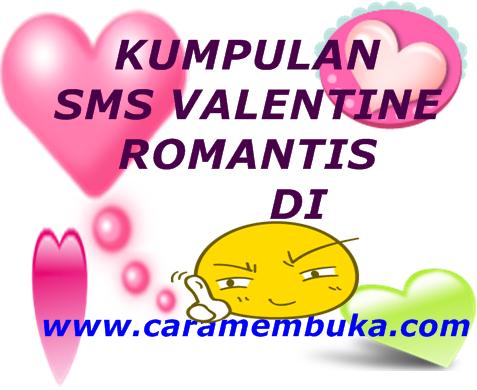 Sms Valentine Day Yang Paling Romantis Terbaru