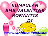Kumpulan Sms Valentine Day Yang Paling Romantis Terbaru
