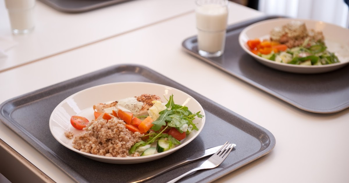 1200 Kcal Ateriasuunnitelma