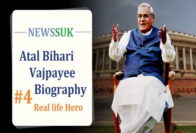Atal Bihari Vajpayee Biography