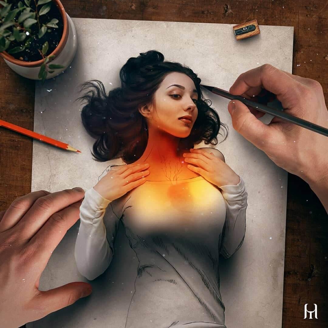 05-Late-Feelings-Tullius-Heuer-Photoshop-and-Digital-Art-Drawings-www-designstack-co