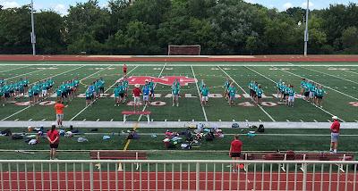 Drum Major Academy #WeAreDGN @GNPDMA