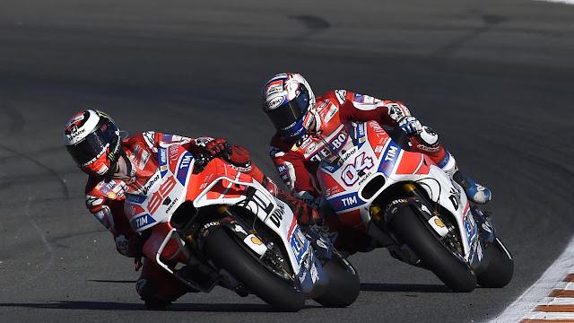 Ducati Temukan Solusi Soal Kecepatan Motor Pada Tikungan