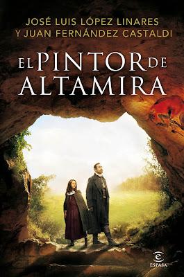 El pintor de Altamira - Juan Fernández Castaldi y José Luis López Linares (2016)