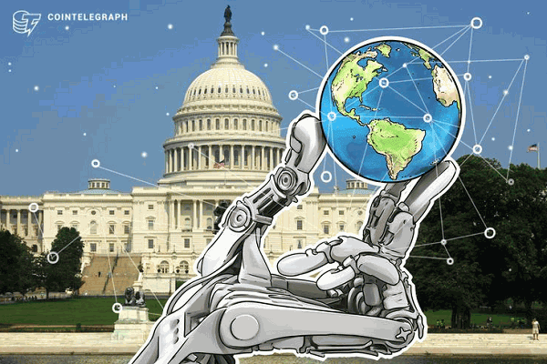 U.S. CFTC Chair we want to check Blockchain because we are 'Four Years Behind'