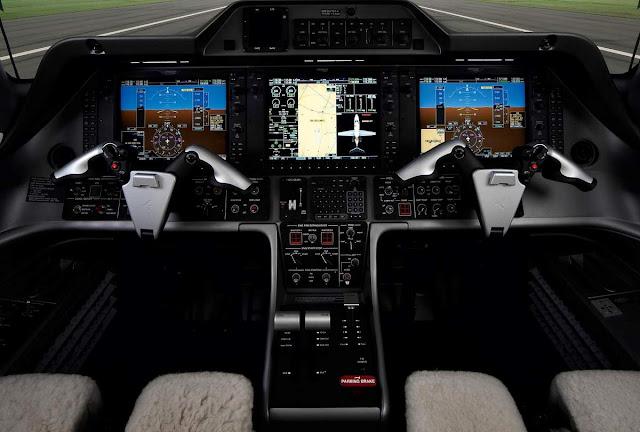 Recall para Embraer Phenom 300: risco de perda de controle