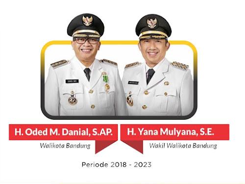 Oded dan Yana Walikota Bandung