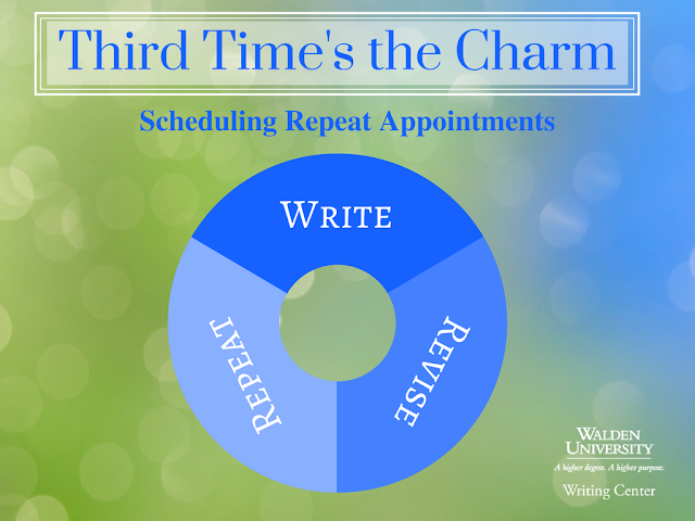 Third Time's the Charm: Scheduling Repeat Appointments