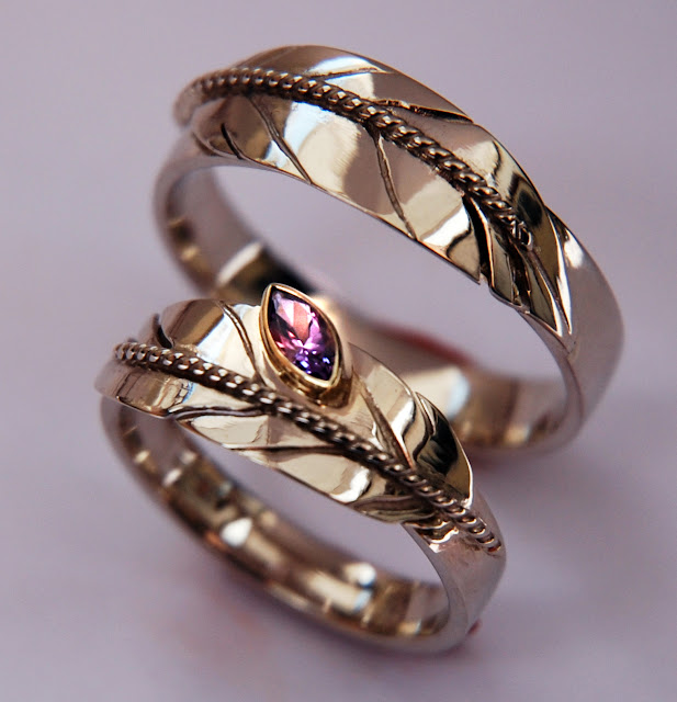 http://www.fisherstarcreations.com/wedding-rings-love-dialogue-with-the-cosmos