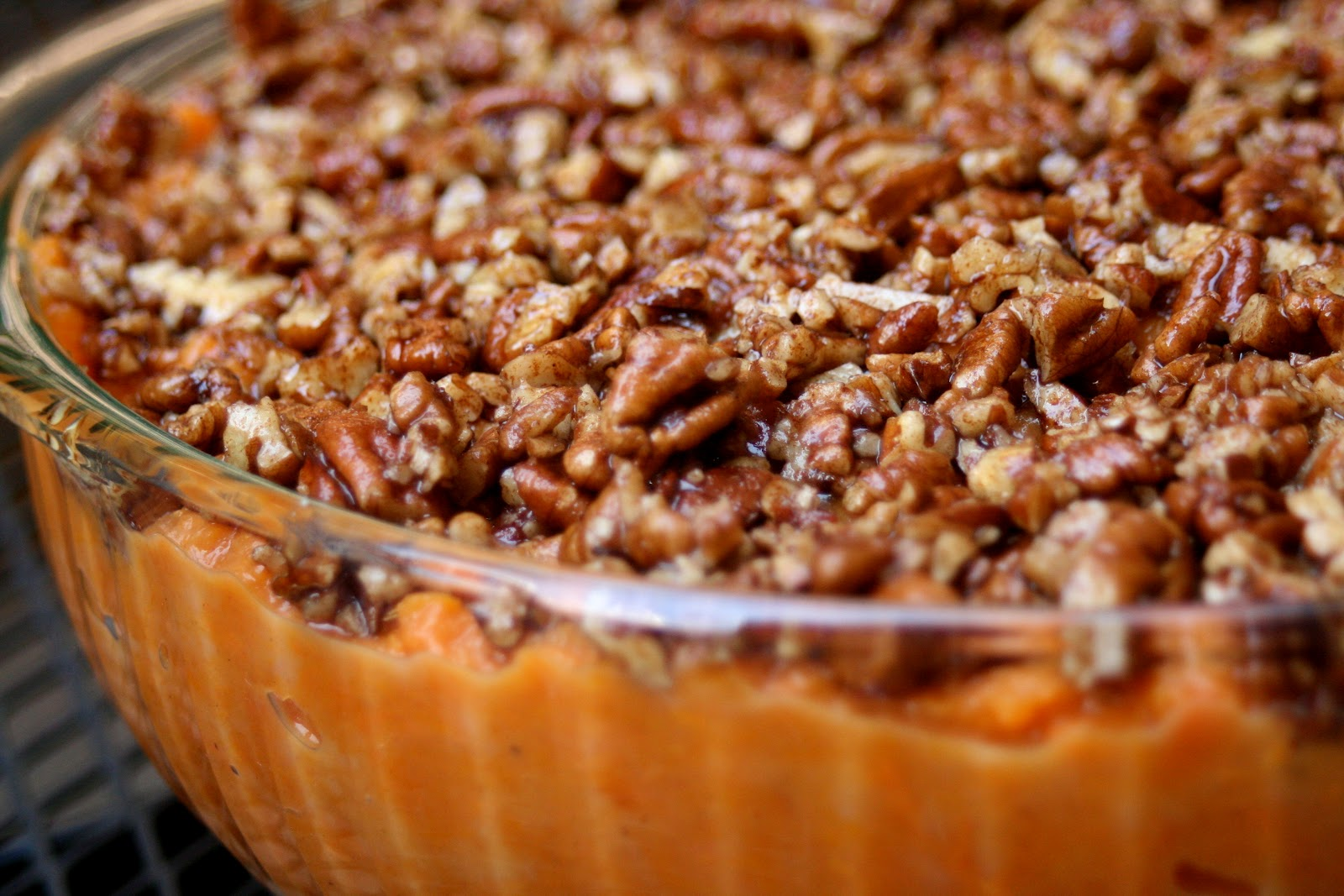 Cupcakesomg Paleo Sweet Potato Casserole And The Rest Of Sunday