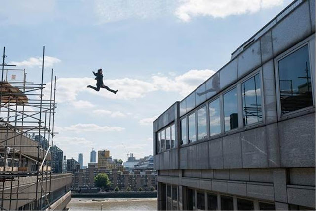 Tom Cruise Mission: Impossible 6 a