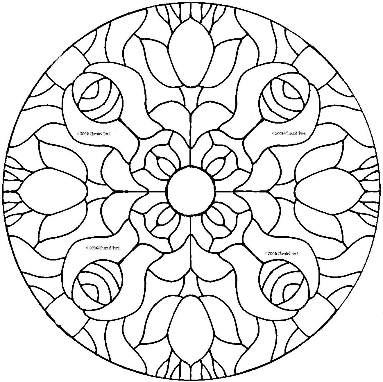 Gourd Coloring Pages