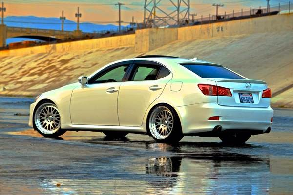 Custom 2011 Lexus Is250 Auto Restorationice