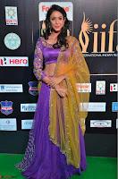 Priya Sri in Purple Choli Stunning Beauty at IIFA Utsavam Awards 2017  Day 2 at  14.JPG