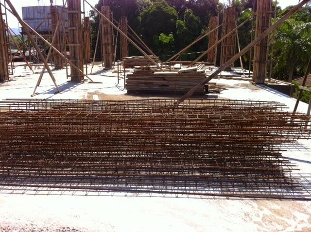 Bina Rumah Idaman Anda Pembinaan Tiang