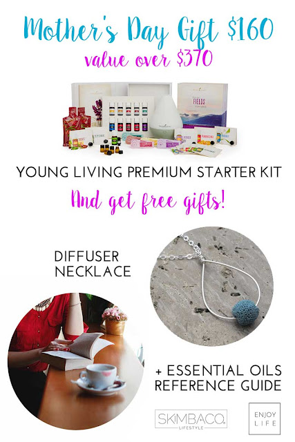 Join Young Living Essential Oils as a member