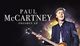 5 motivos para ir ao show do Paul McCartney