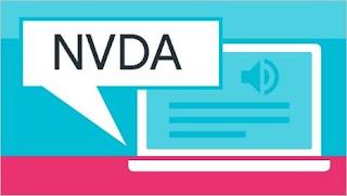 برنامج, قارئ, شاشة, الكمبيوتر, للمكفوفين, NVDA, اخر, اصدار