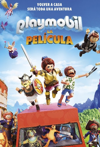 Playmobil: La película (2019) | DVDRip Latino HD GoogleDrive 1 Link